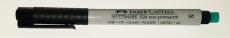 0.4 mm Faber-Castell Multimark S non-permanent schwarz