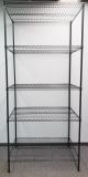 BASIC Metall-Regal 200-90-60 (4 Böden)