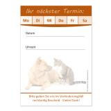 Terminblock-509 (32 Stück) Tierarztpraxis