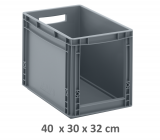 Lagerkasten 40x30x32