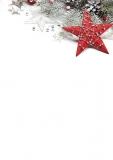 Designpapier-208 DIN-A4 (100 Blatt)  Weihnachten3