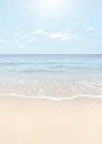 Designpapier-212 DIN-A4 (100 Blatt)  Urlaub Sandstrand