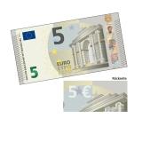 Spielgeld 5 EUR - 100 Banknoten