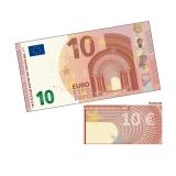 Spielgeld 10 EUR - 100 Banknoten
