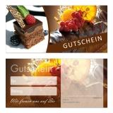 Gutschein-205 (50 Stück) Lebensmittel