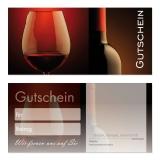 Gutschein-209 (50 Stück) Weinhandel
