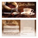 Gutschein-212 (50 Stück) Kaffee2