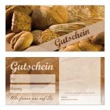Gutschein-218 (50 Stück) Brot und Brötchen