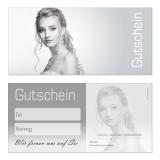 Gutschein-222 (50 Stück) Kosmetik