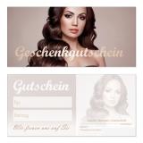 Gutschein-227 (50 Stück) Kosmetik Wellness