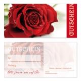 Gutschein-229 (50 Stück) Blumen4