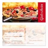 Gutschein-230 (50 Stück) Pizza